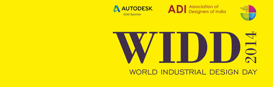 Association of Designers of India (ADI) Pune chapter celebrates World Industrial Design Day! June 29th 2014.